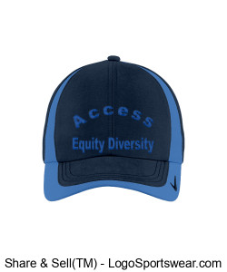 Access, Equity and Diversity Cap Design Zoom